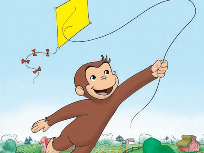 Content is delivered democratically on SVODs, so new IPs needs to be able to live next to established and beloved shows like Curious George, and still find an audience