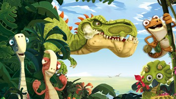 Gigantosaurus Show