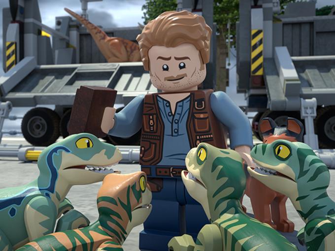 LEGO Jurassic