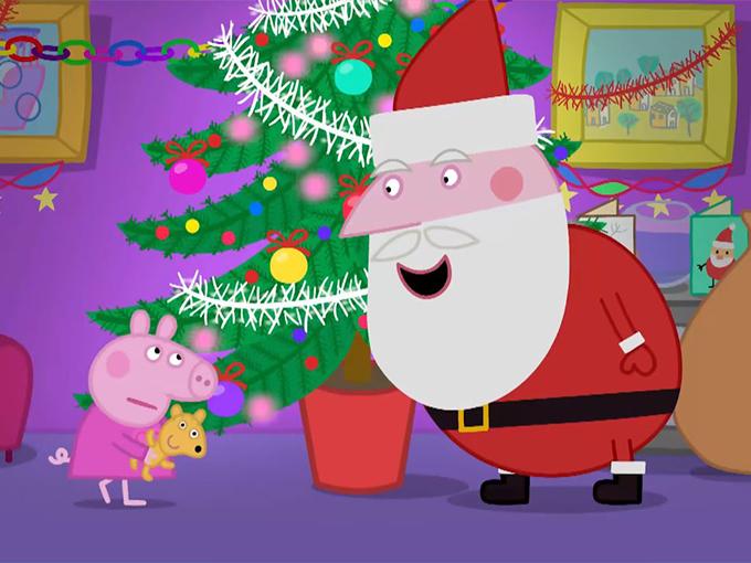 Peppa Pig Father Christmas
