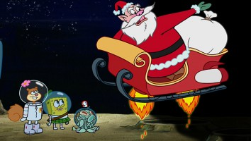 SpongeBobMerryPants
