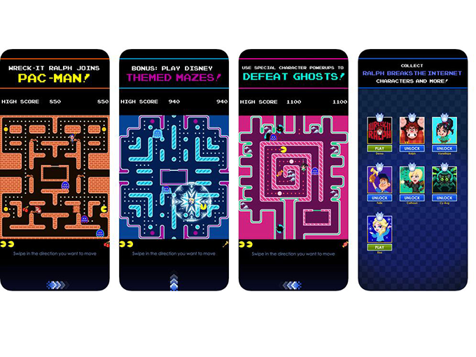 Kidscreen » Archive » Pac-Man teams with Ralph on game, toys