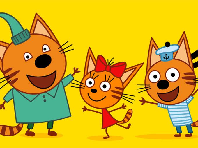 Kid-E-Cats