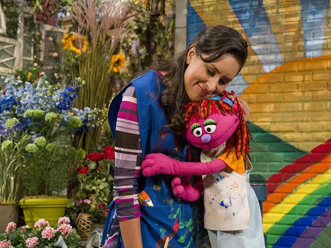 Sesame Lily Sofia