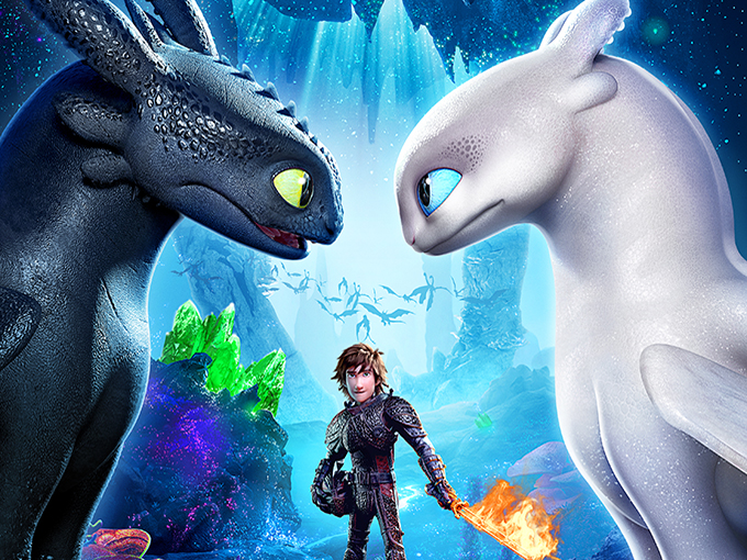 Train Your Dragon