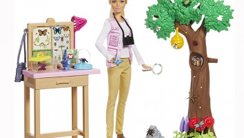 Barbie National Geographic Playset