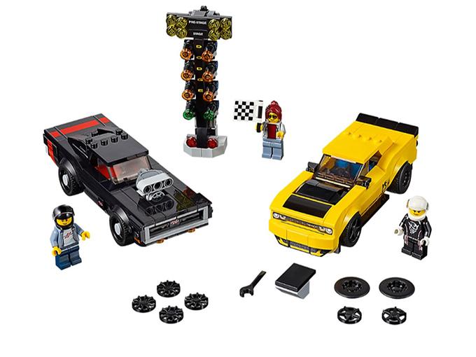 LEGO Dodge