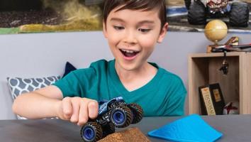 Spin Master-Spin Master reveals new revved up Monster Jam- toy l