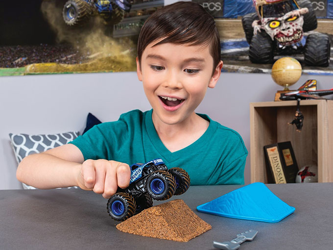 Spin Master-Spin Master reveals new revved up Monster Jam- toy l