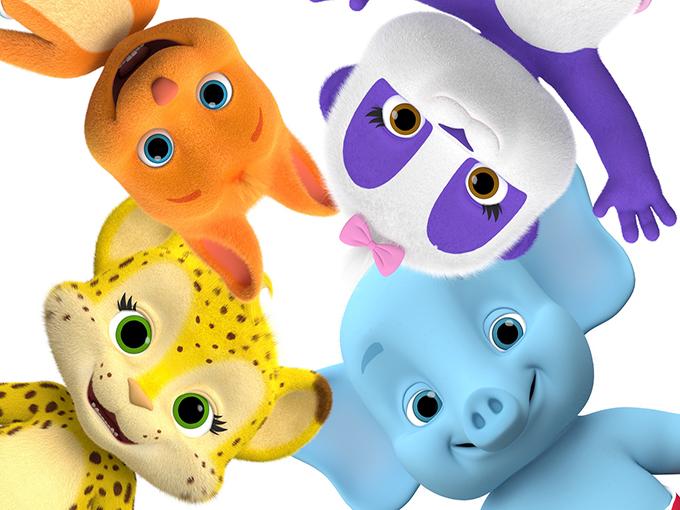 Animated Baby Animals