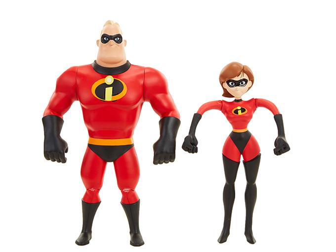 Jakks-Incredibles
