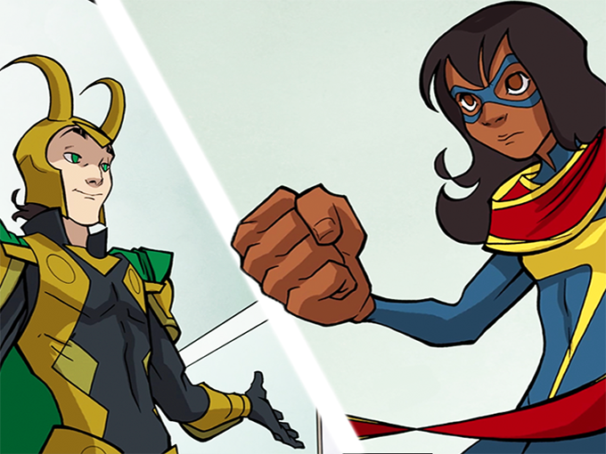 Kidscreen » Archive » Marvel rises with comic book-inspired