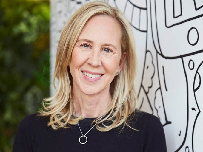 Paula Kaplan is Viacom's EVP