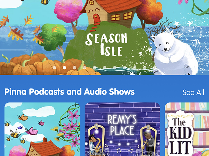 Kidscreen » Archive » Pinna hears demand in children's audio