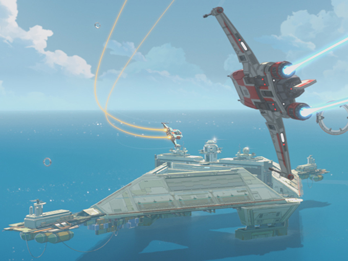 Disney chose veteran Tokyo studio Polygon Pictures to animated its new anime-inspired Star Wars Resistance series using its signature CGI rendering style