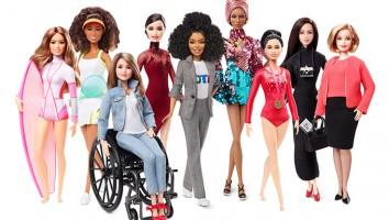 Barbie Doll Lineup