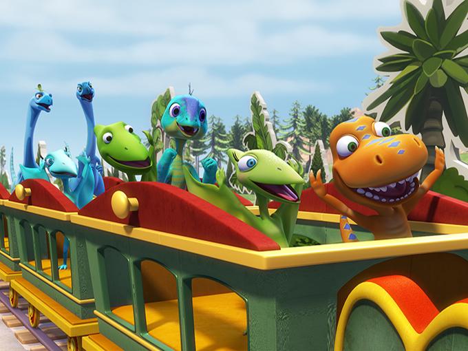 Dino Train