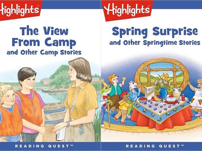 Highlights books