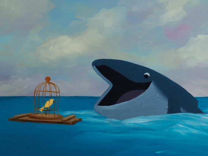 TheBirdand theWhale