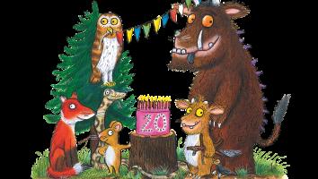 Anniversaries Gruffalo 3