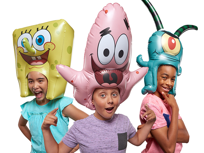 Nick is targeting kids and adults for Spongebob's 20th birthday