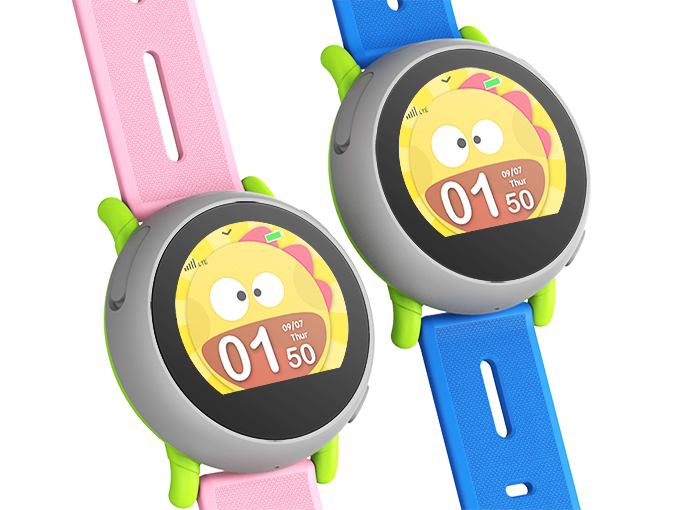 Coolpad launched the Dyno Smartwatch, its first kids product, this year.