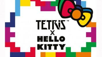 Tetris Hello Kitty