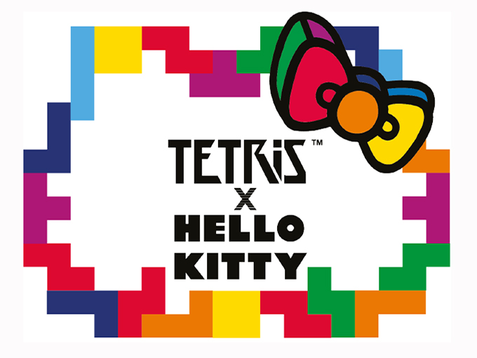 Tetris Hello Kitty