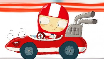The Day Henry Met a Racecar