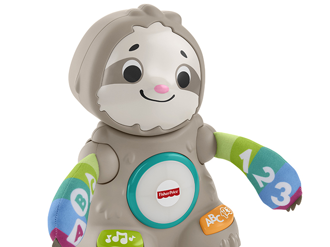 Toy Fair Mattel Sloth