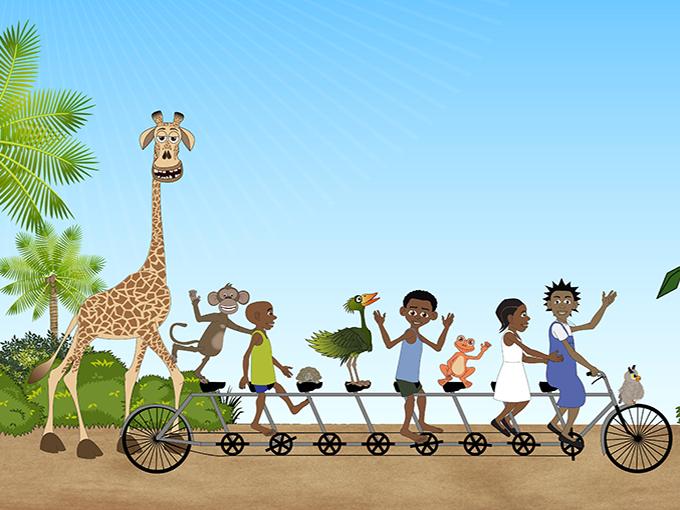 UbongoKids_Bike