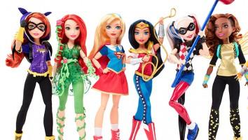 DC-SuperGirls
