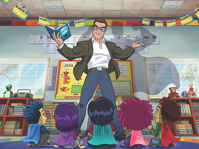 Genius Brands_Superhero Kindergarten