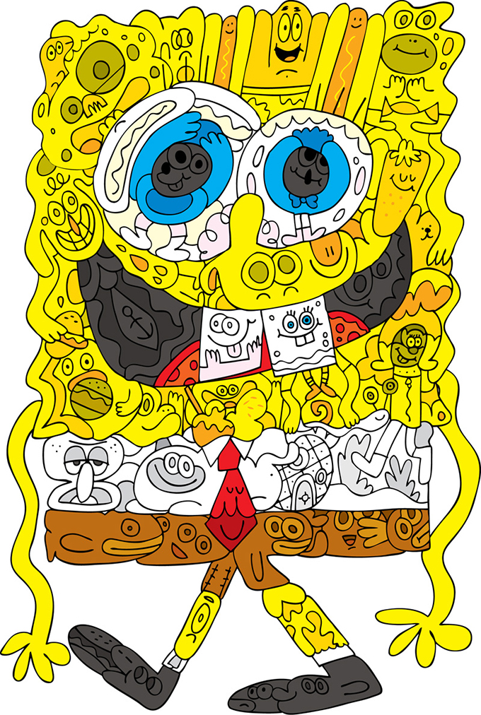 SpongeBob-Burgerman