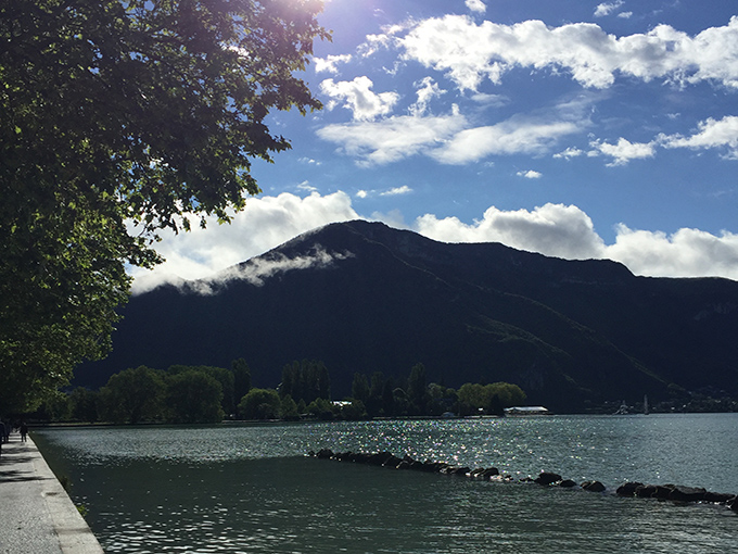 Annecy-scenery