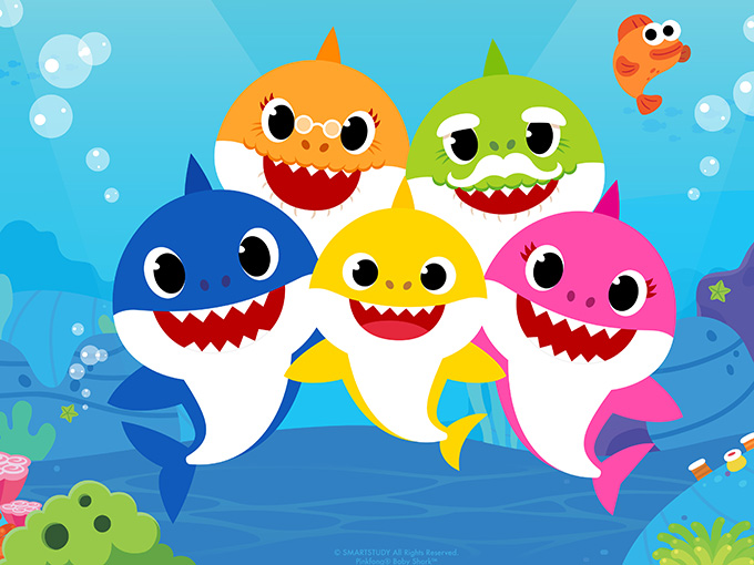 'Baby Shark' to become TV show on Nickelodeon