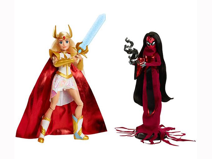 Mattel-She-Ra