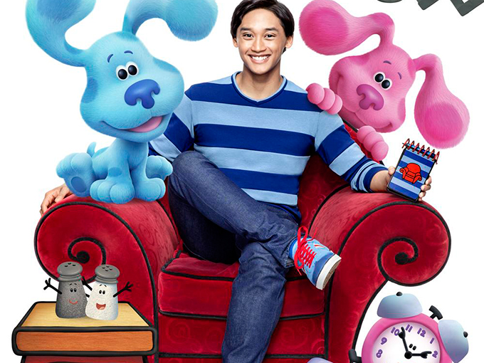 Kidscreen » Archive » Nickelodeon unveils Blue's Clues ...