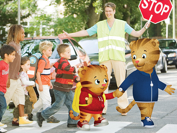 Daniel Tiger Publishing
