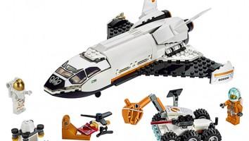 LEGO-Mars