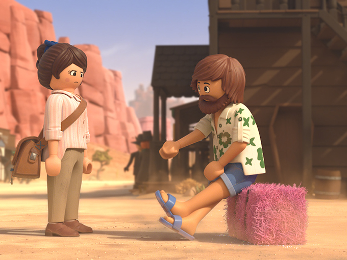 Playmobil: The Movie is ramping up for a global theatrical release.