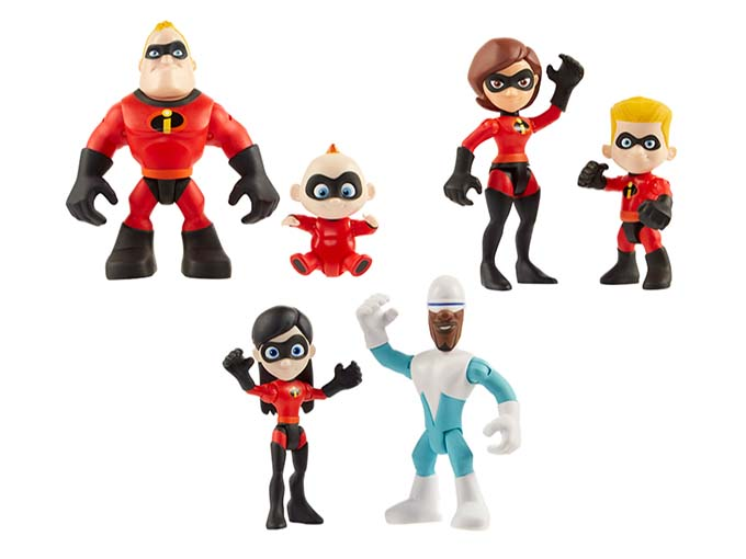 Jakks Pacific Incredibles