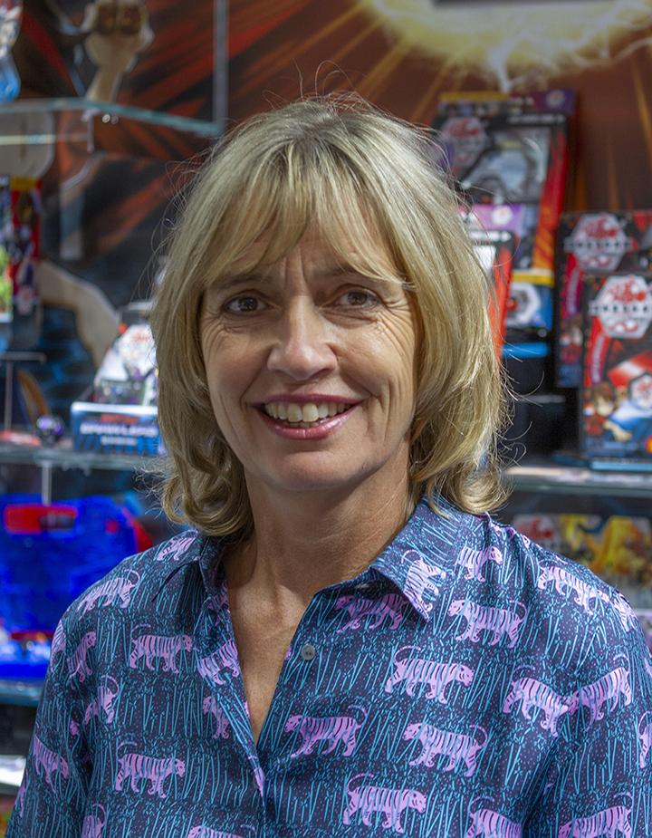 Sara Taylor Spin Master
