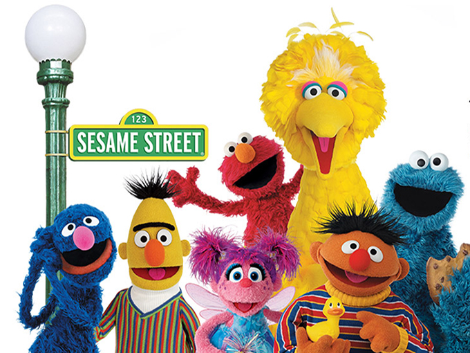 Sesame-Circus