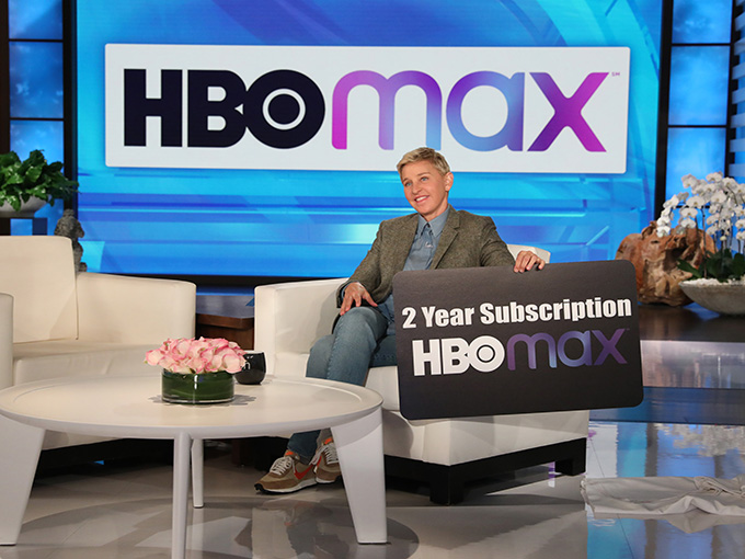 Surprising Kidscreen Archive Ellen Gets Animated For Hbo Max Gamerscity Chair Design For Home Gamerscityorg