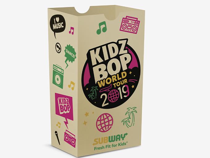 Food Kidz Bop 6