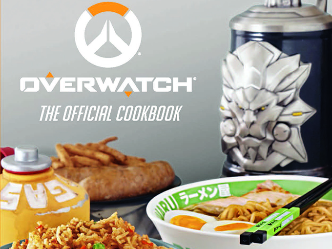 Food Overwatch Cookbook