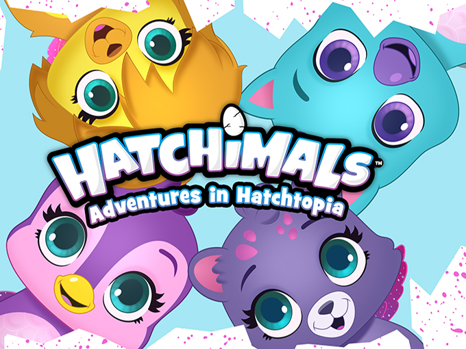 Hatchimals-Shorts