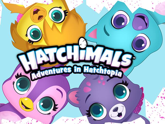 Hatchimals-Shorts