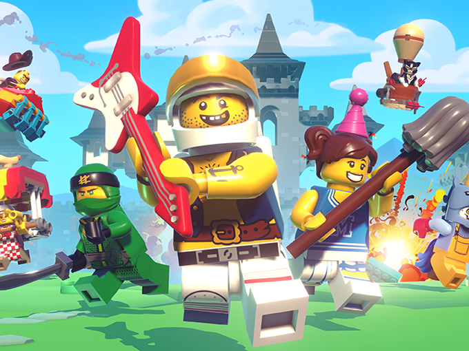 LEGO Brawls